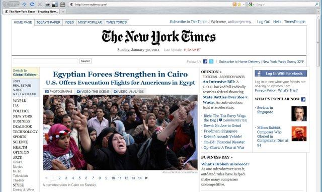 Jan 30 NYTimes.com